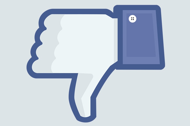 Is NOT using Facebook Socially Unacceptable?
